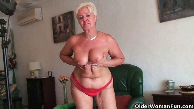 Papá no usa el coño de videos pornos de viejas calientes su hijastra