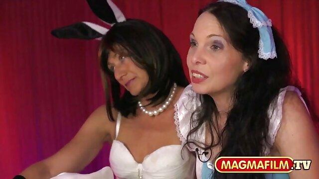 Cougar encuentra algo videos caseros señoras calientes que le gusta